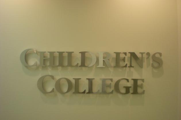 Children's College, Wauwatosa Campus, daycare, minding center